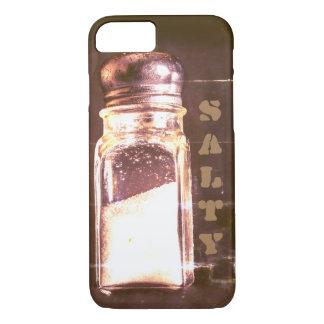 Salty Salt Shaker iPhone 8/7 Case