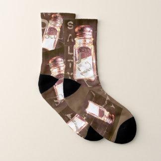 Salty Salt Shaker Socks