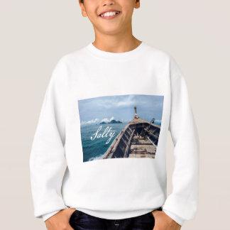 salty seas sweatshirt