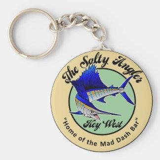 SaltyAngler Key Ring