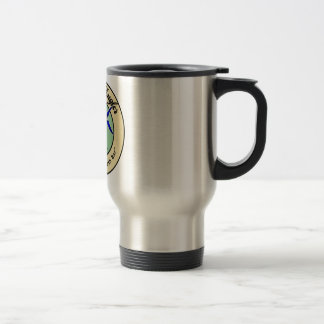 SaltyAngler Travel Mug