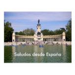 Saludos desde España 3 Postcards