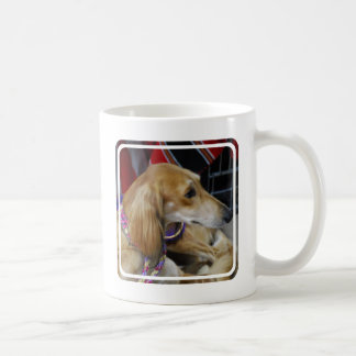 Saluki Dog Coffee Mug