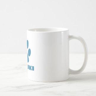 SALUKI DOG DESIGNS COFFEE MUG