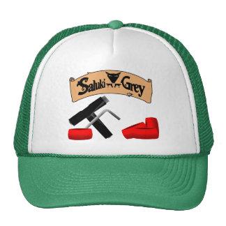 saluki grey banner skate tool and wheels cap