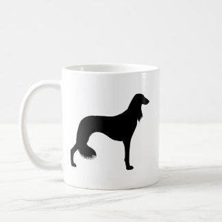 Saluki Silhouettes Coffee Mug