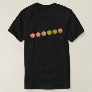 SALUT! type-1 black (there is no rear design) T-Shirt