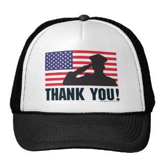 Salute Cap
