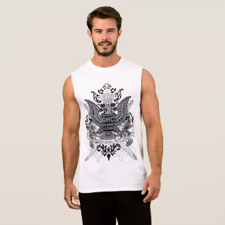 SALUTE THE REAL GHC SLEEVELESS SHIRT