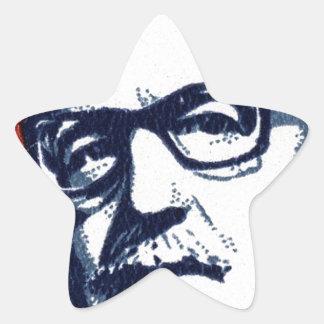 Salvador Allende - Venceremos Star Sticker