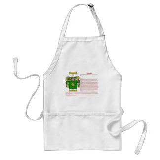 Salvador (meaning) standard apron