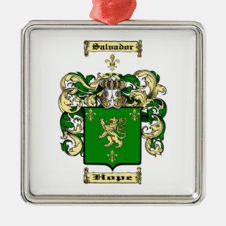 Salvador Metal Ornament