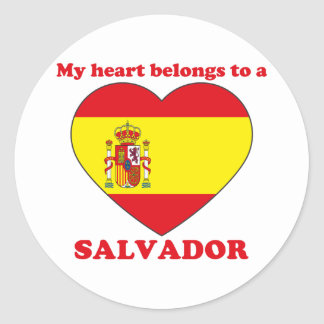 Salvador Stickers