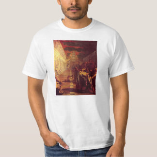 Salvage of the corpse of St. Mark by Tintoretto Tees