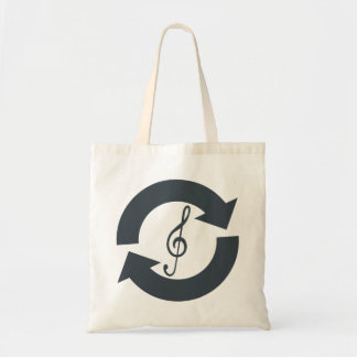 """Salvage Sounds"" Tote Bag"