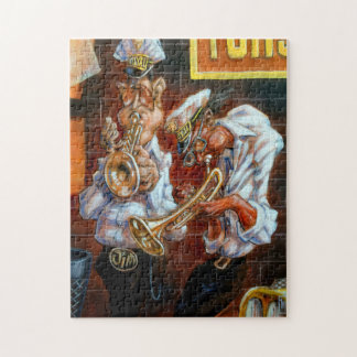 """Salvation Band"" 11x14 Picture Puzzle w/ Box"