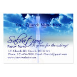 Salvation Card: Yours For the Asking Pack Of Chubby Business Cards