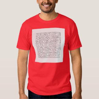 Salvation Maze T-shirts