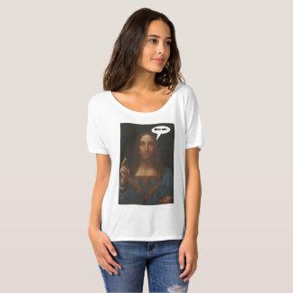 Salvatore Mundi Bite Me T-Shirt