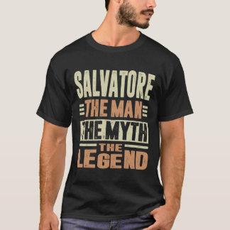 Salvatore The Man The Myth T-Shirt