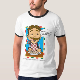 Salvatore's Italian Ristorante! T-Shirt
