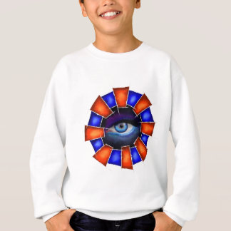 Salvenitus - watching eye sweatshirt