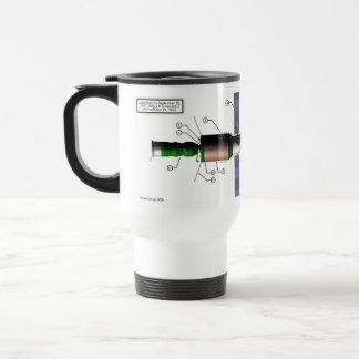Salyut 6 Mug
