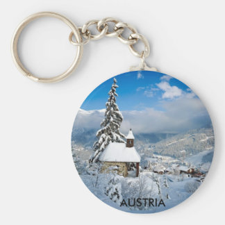 SALZBERG, AUSTRIA KEY RING
