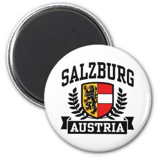 Salzburg Austria 6 Cm Round Magnet