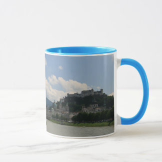 Salzburg Castle Mug