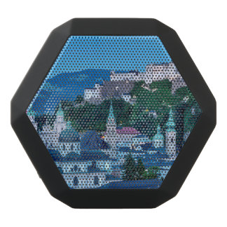 Salzburg city, Austria Black Bluetooth Speaker