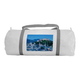 Salzburg city, Austria Gym Duffel Bag