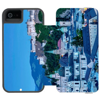 Salzburg city, Austria Incipio Watson™ iPhone 5 Wallet Case