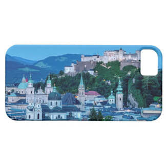Salzburg city, Austria iPhone 5 Cases
