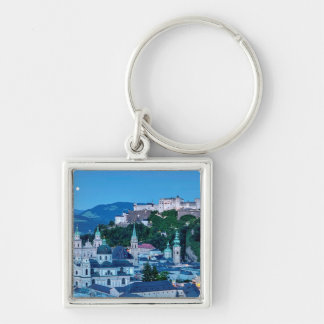 Salzburg city, Austria Key Ring