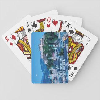 Salzburg city, Austria Playing Cards