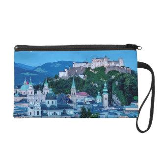 Salzburg city, Austria Wristlet
