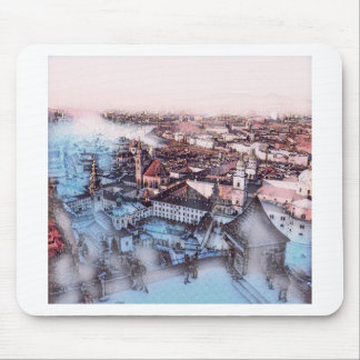 Salzburg In Art Mouse Pad