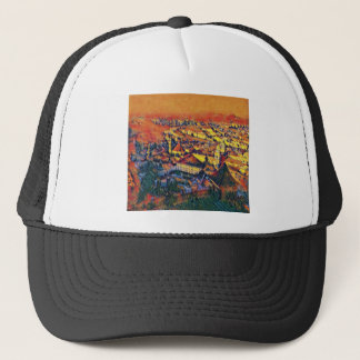 Salzburg In Art Trucker Hat