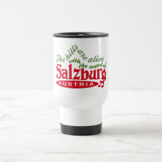 Salzburg mugs - choose style & color