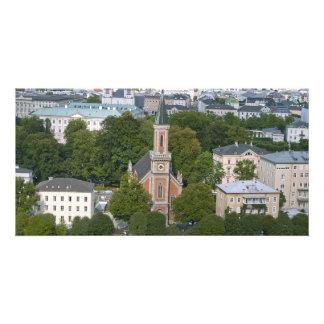 Salzburg Customized Photo Card