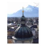 Salzburg Postcards