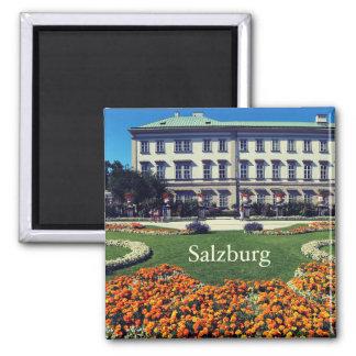 Salzburg Square Magnet