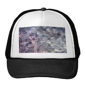 Salzburg, Vintage Look Mesh Hats