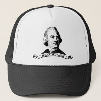 Sam Adams Trucker Hat