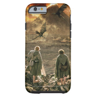 Sam and FRODO™ Approaching Mount Doom Tough iPhone 6 Case