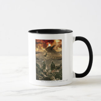 Sam and FRODO™ Approaching Mount Doom Mug