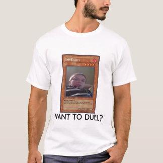 Sam Davies Yu-Gi-Oh shirt