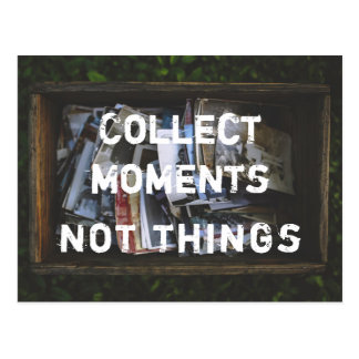SAM LCL moments, not things Postcard