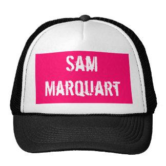 Sam Marquart  Hat